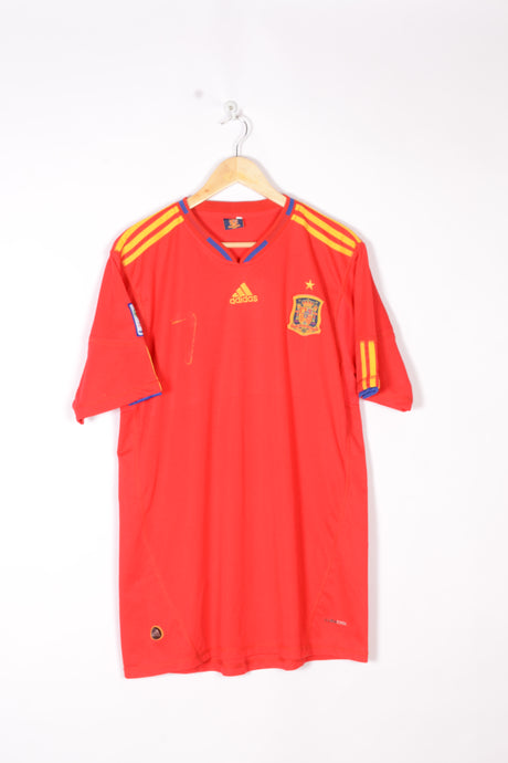 Adidas Spain Jersey World Cup 2010 Medium M