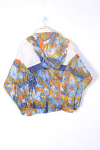Load image into Gallery viewer, 80s Women's Waterproof Raincoat Large L