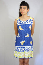Load image into Gallery viewer, Summer 90s Dress Vintage Small S M