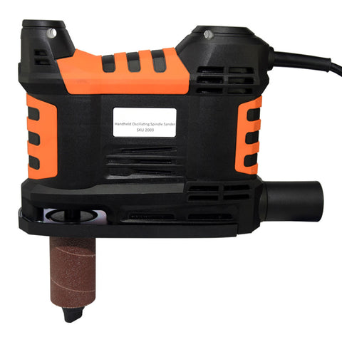 Portable Handheld Oscillating Spindle Sander - EJWOX Products Inc