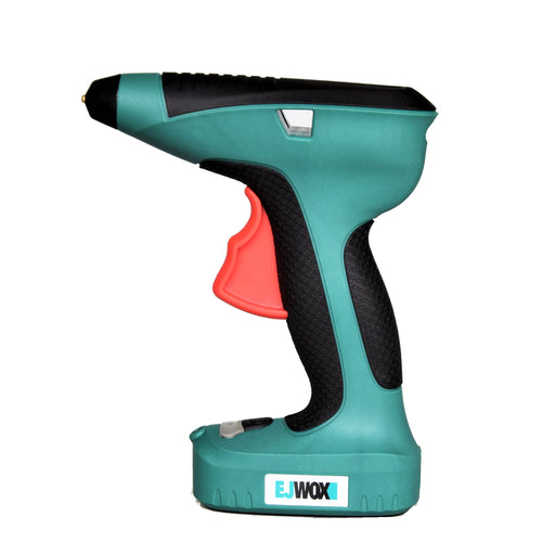 ejwox Fast Heating Cordless Glue Gun