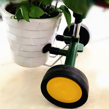 Load image into Gallery viewer, ejwox Pot & Plant Mover Dolly Caddy Rolling Trolley