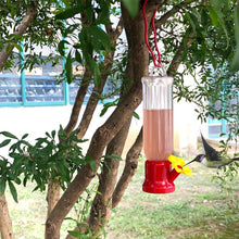 Load image into Gallery viewer, ejwox 4-Pack Mini Hummingbird Feeders