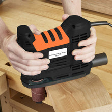 Load image into Gallery viewer, Portable Handheld Oscillating Spindle Sander