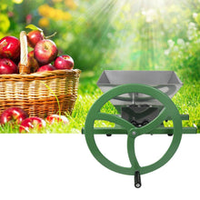 Load image into Gallery viewer, Fruit And Apple Crusher With Wheel