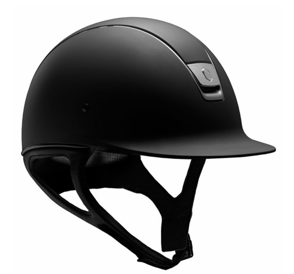 Samshield Shadow Black Matt Helmet