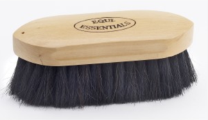 Wood Back Dandy Brush with Horse Hair 6L-Soft