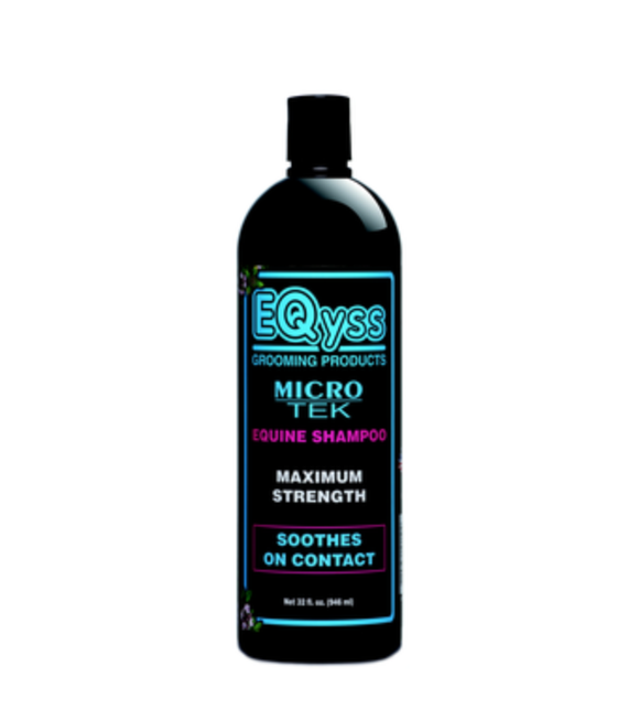 Eqyss Micro-Tek Medicated Shampoo 32 Oz