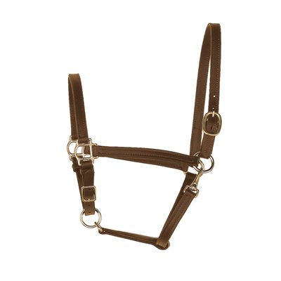 Leather Turnout Halter