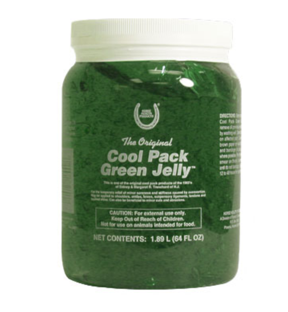 Cool Pack Green Jelly 1/2 Gallon