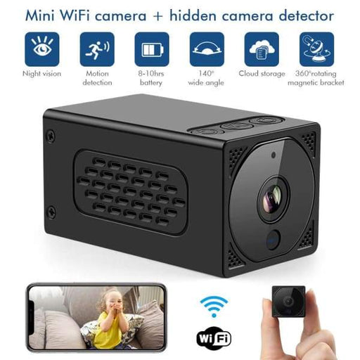 1080p surveillance camera | mini wifi camera - Consumer
