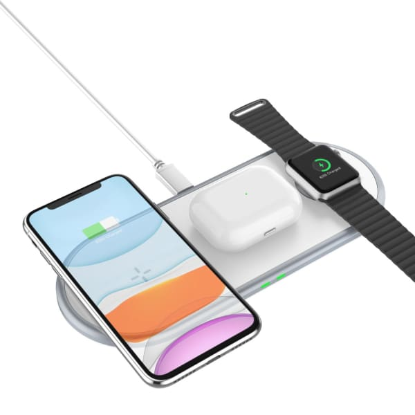 3 in 1 wireless charger - Electronics