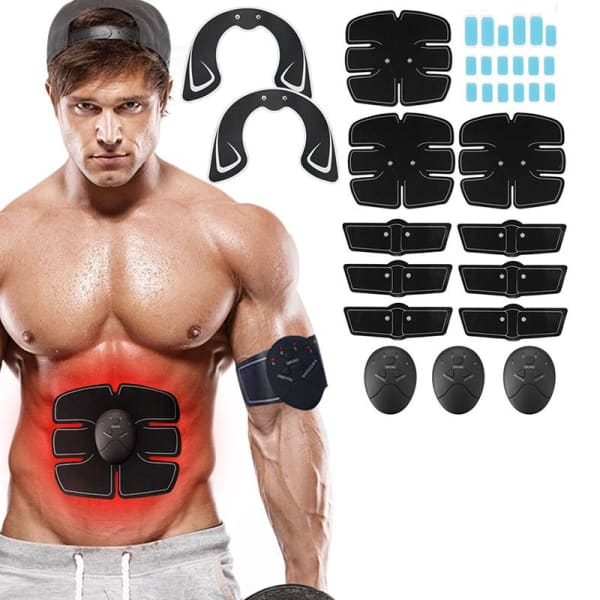 32PCS Arm Abdominal Muscle Trainer | Hip Trainer Body Beauty