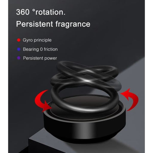 360° Rotating Air Freshener - Home Improvements