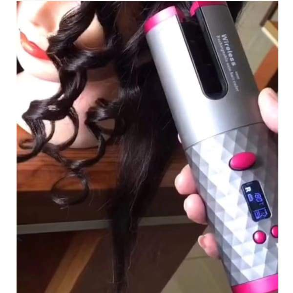 Automatic Wireless Curler Automatic Hair Curler iron