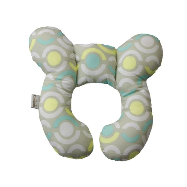 Baby Travel Pillow | Infant Travel Neck Pillow - Circle -