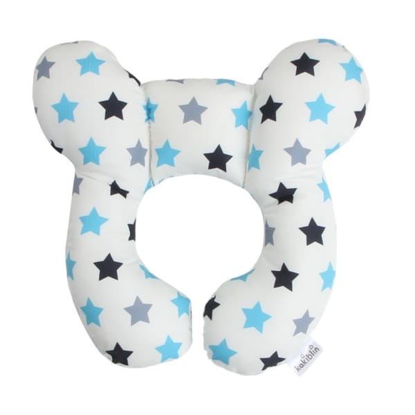Baby Travel Pillow | Infant Travel Neck Pillow - Star - Kids