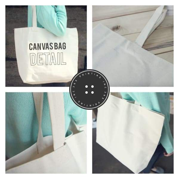 Canvas Bag Gift for Pet Owner - Bags & Luggage - Women's
