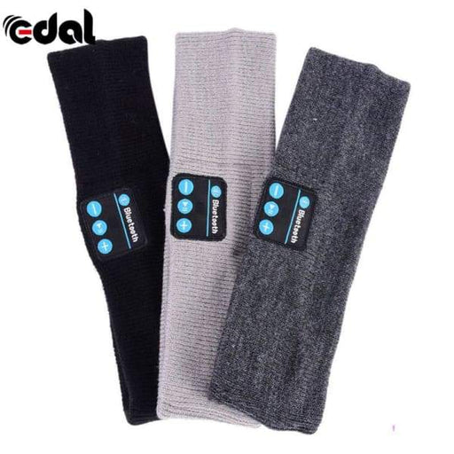 EDAL Bluetooth Music Headband Knits Sleeping Headwear