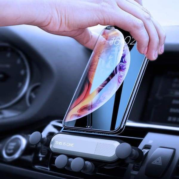 Universal Car Phone Navigation Holder | Retractable Phone