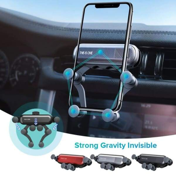 Car Phone Retractable Mount Holder | Car Cell Phones Holder