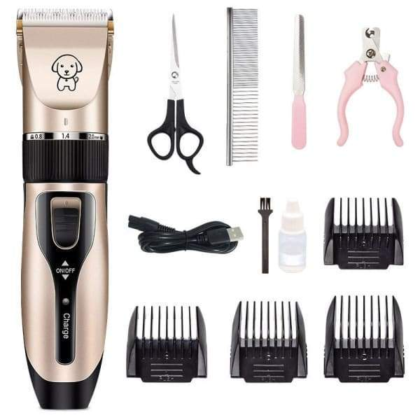 Pet Electric Shave Clippers | Electric Razor For Dogs -