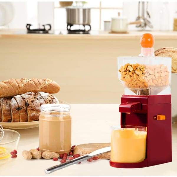 Peanut Butter Maker | Electric Grinding Machine - US -
