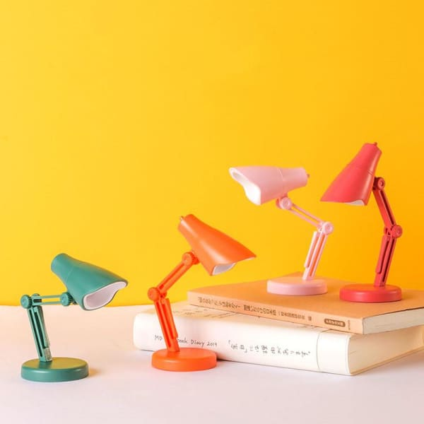 Eye Protection Table Lamp | Led Book Reading Lamp - Random /