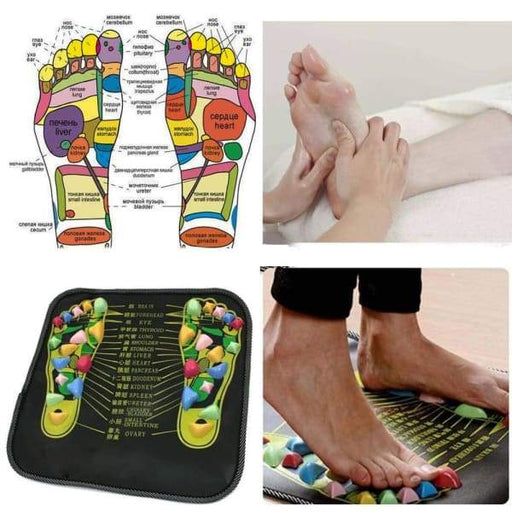 Foot Massage Cushion Acupoint Physical Therapy Massage Foot