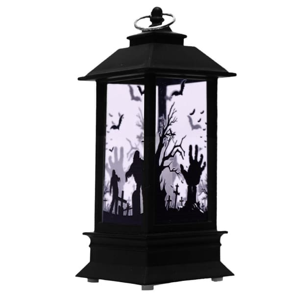 Halloween Decoration Pumpkin Lamp - 4 style - Halloween