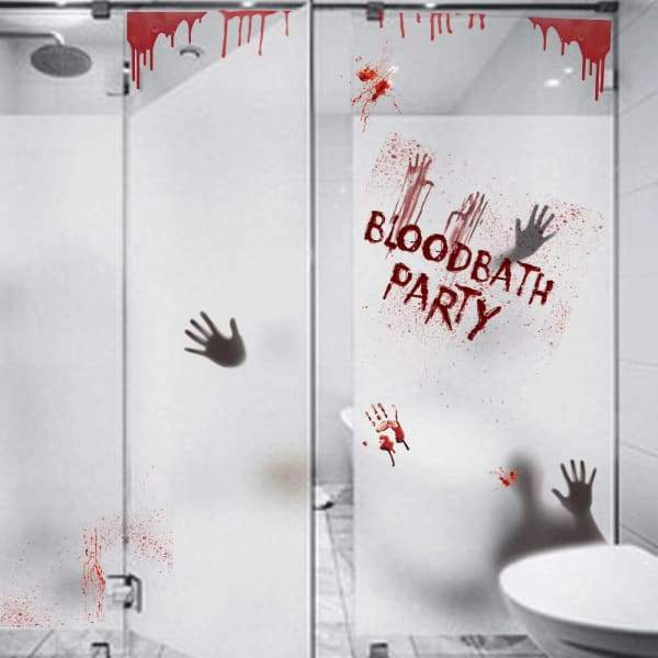 Halloween Horror Wall Sticker | Scary Wall Stickers -