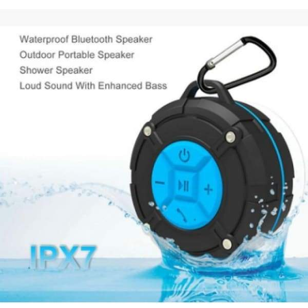 7 class waterproof buckle speakers - XpressGoods