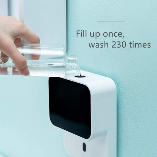 LED Display Automatic Induction Foaming Hand Washer Sensor