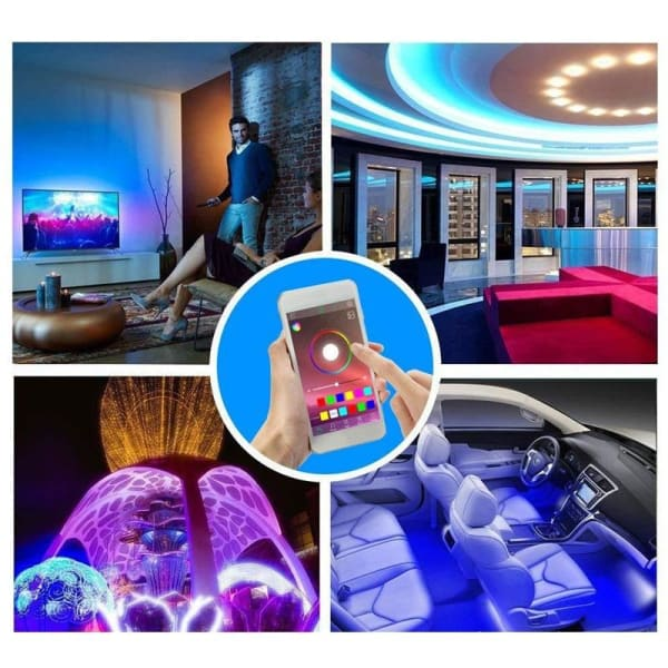 LED Strip USB Lights | Flexible Strip Lights Smart APP