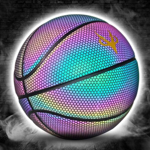Luminous Basketball - Colorful - deals