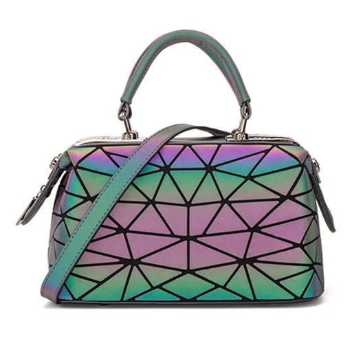 Luminous Geometric Women's Handbags - Bags & Luggage -