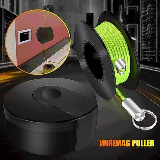 Magnetic Wire Puller For Nylon Pipe | Dark Thread Magnetic