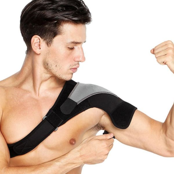 Miracle Shoulder Brace For Pain Relief | Shoulder Support