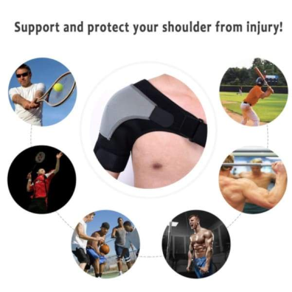 Miracle Shoulder Brace For Pain Relief | Shoulder Posture