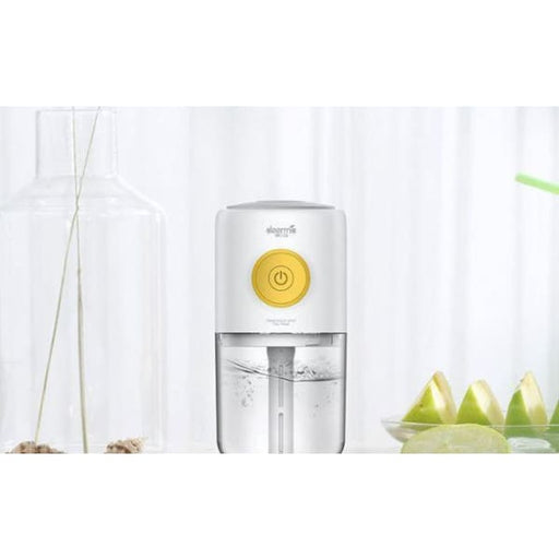 Portable Ultrasonic Mist Humidifier - White - Home