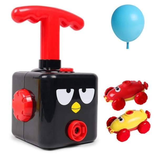 Power Balloon Launch Tower Toy or Children Gift - Black -