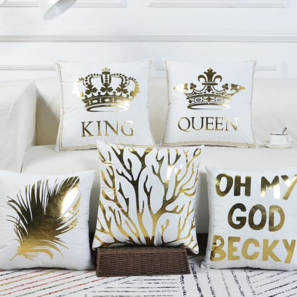 Sofa Pillowcase | Pillow Case Covers For Couch - God - Home