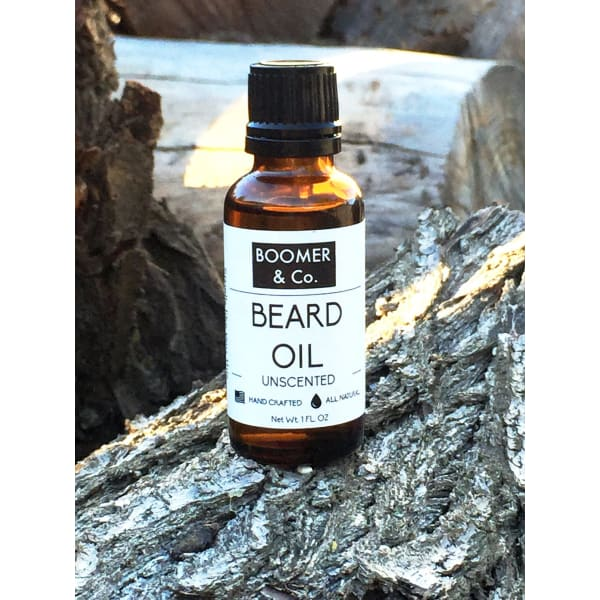 Unscented Beard Oil - XpressGoods