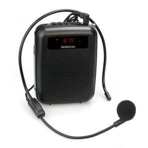 Voice Amplifier for Teachers – Portable Amplifier Speaker -
