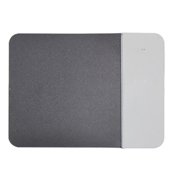 Wireless Charger Rubber Mouse Pad - Electronics