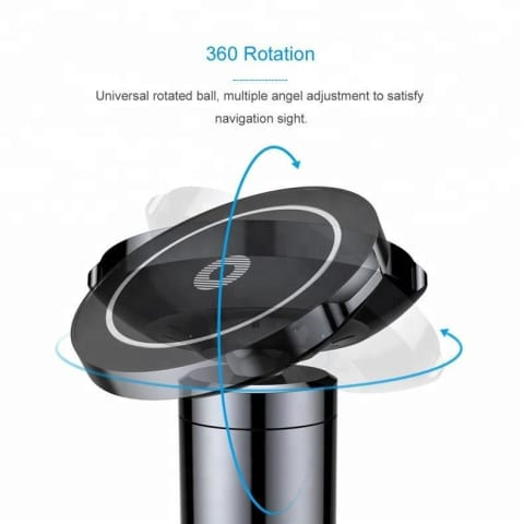 Magnet Qi Wireless Car Charger   Wireless Charging Mount