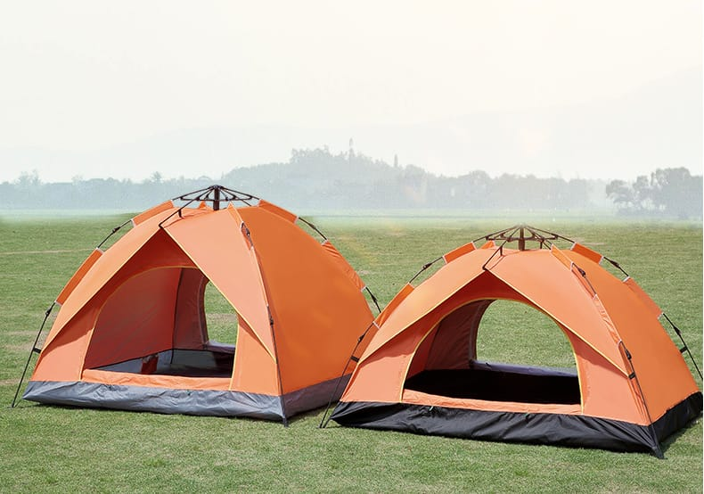 Waterproof Lightweight Tent | Automatic Tent Spring Type
