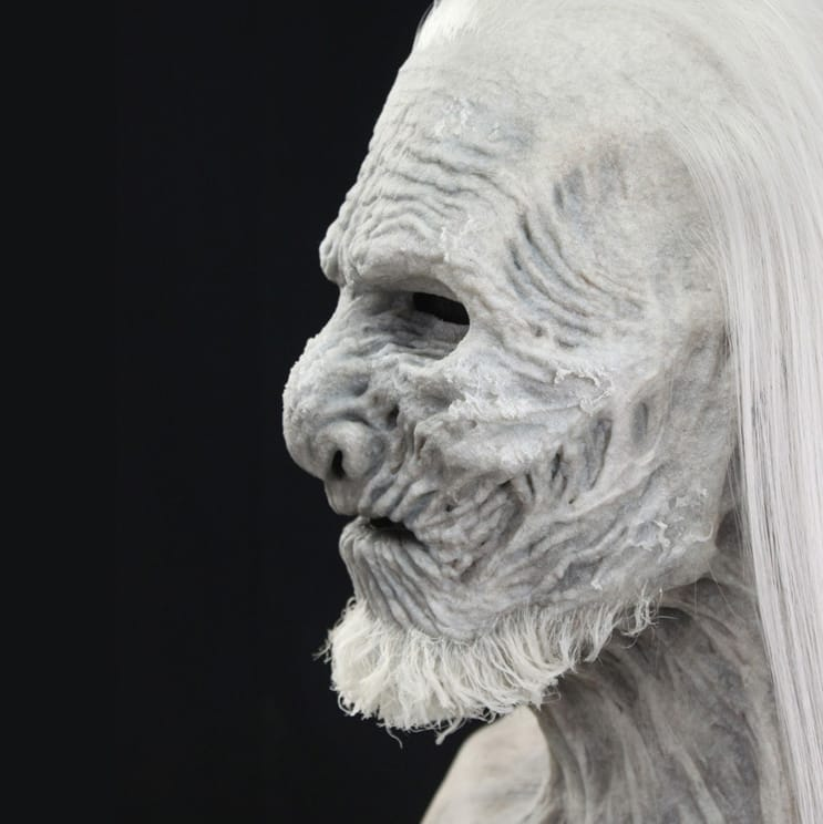 Halloween The White Walkers Mask