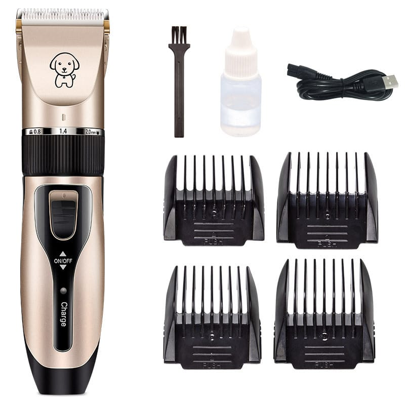 Pet Electric Shave Clippers | Electric Razor For Dogs