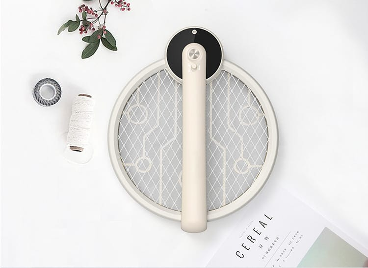 Portable Foldable Electric Mosquito Swatter | Foldable